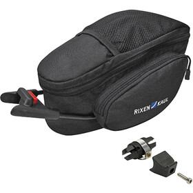KlickFix Contour Magnum SA Seat Post Bag black